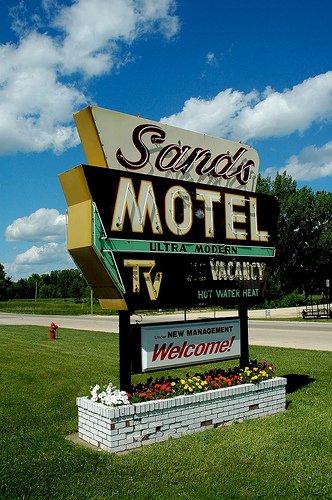 Sands Motel, Boscobel WI (Seelen)