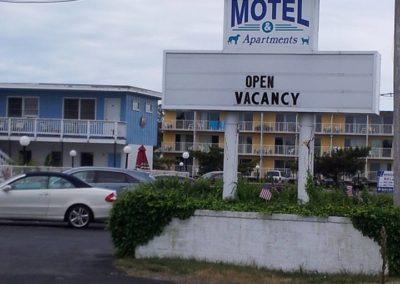 Sands Motel, Fenwick Island MD (Grombacher)