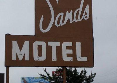 Sands Motel, Greensboro NC (Grombacher)