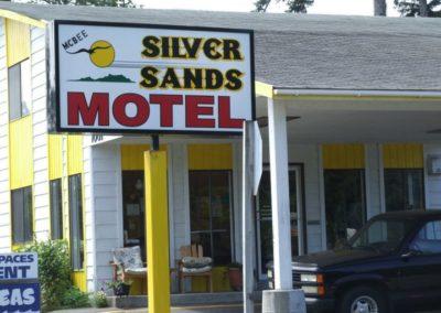 Silver Sands Motel, Westport WA (Neyer)